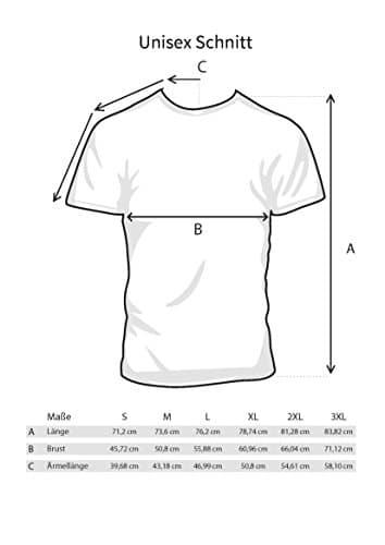 clothinx Damen T-Shirt Unisex Ich Mag Bücher Lieber als Menschen Schwarz Gr. S - 5