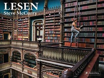 Steve McCurry Lesen: Eine Leidenschaft ohne Grenzen - 1