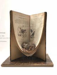 Buchwelten Kunstwerk