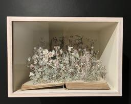 Kunstwerk Buchwelten