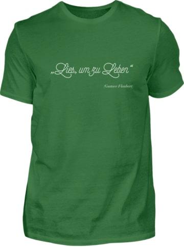 Flaubert Shirt grün