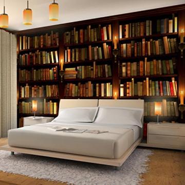 Fototapete Bibliothek -