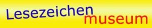 Lesezeichenmuseum Logo