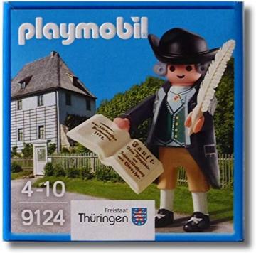 Playmobilfigur Johann Wolfgang von Goethe -