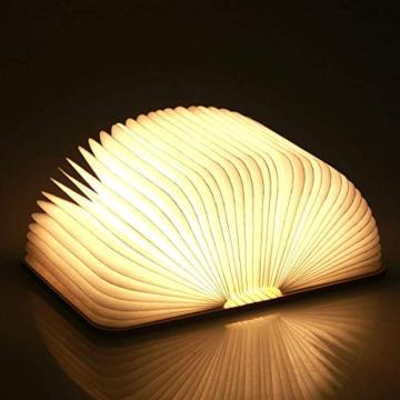 LED Buchlampe