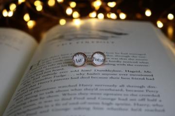 Harry Potter Ohrringe