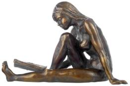 Die Lesende Skulptur