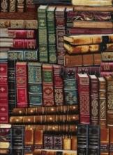 Buchstoff alte Bücher