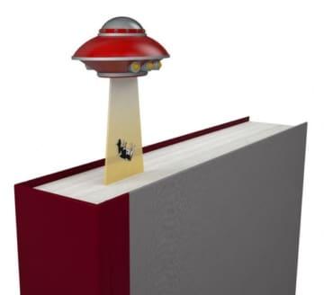 UFO Lesezeichen