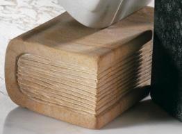 Buch aus Stein