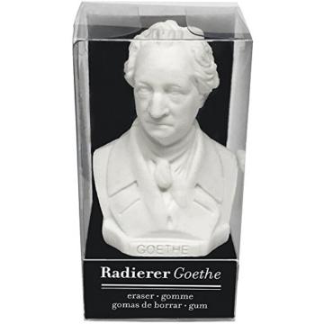 Radiergummi Goethe -