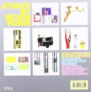 Bücher-Möbel: Über 300 Ideen für das Leben mit Büchern -