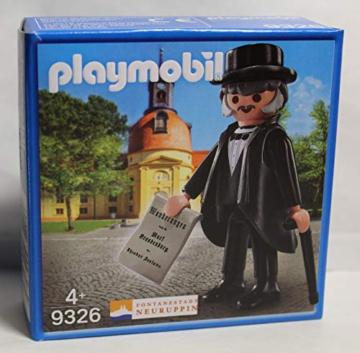 Theodor Fontane Playmobil Figur -