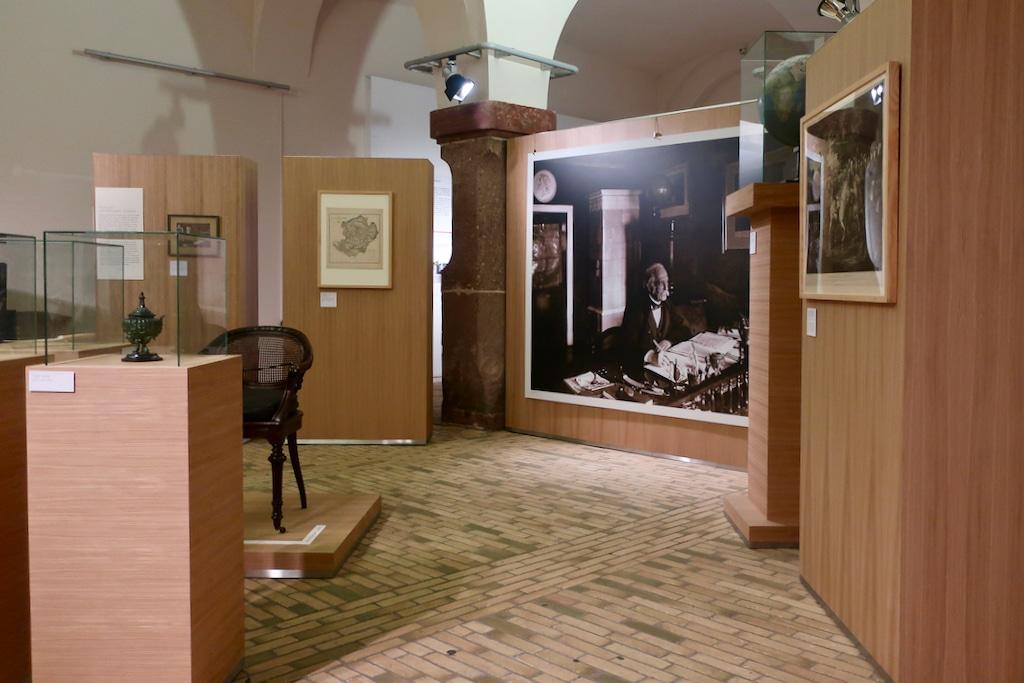 Fontane Ausstellung in Brandenburg