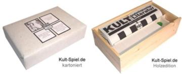 Kult-Spiel deutschsprachige Literatur: Das Literaturspiel in der Weinkiste -