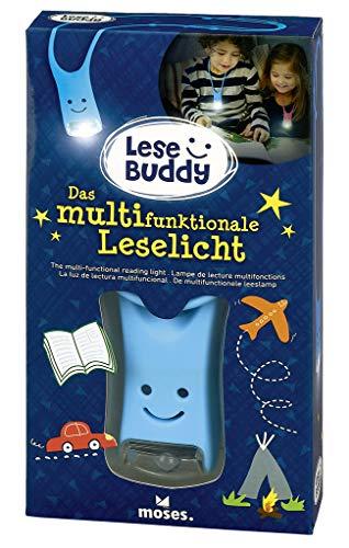 Lese Buddy – Leselicht für Kinder -