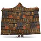 Kapuzendecke Books