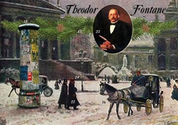 Mit Theodor Fontane durch den Advent -