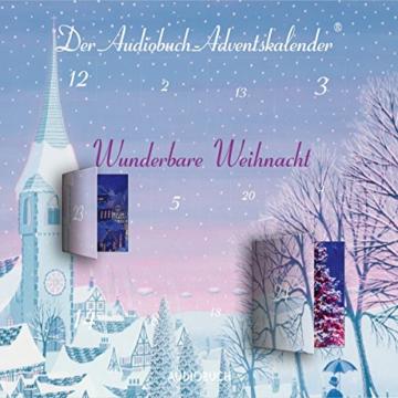 Wunderbare Weihnacht: Der Audiobuch-Adventskalender -
