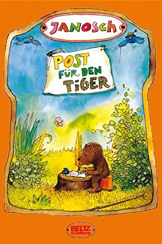 Janosch: Post für den Tiger -