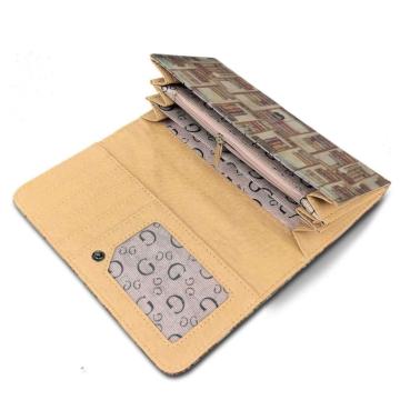 Geldbörse Buchdesign
