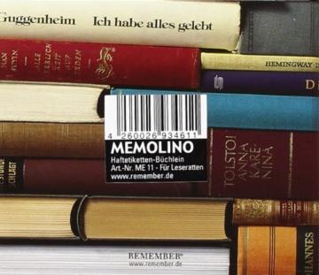 Memolino Für Leseratten -