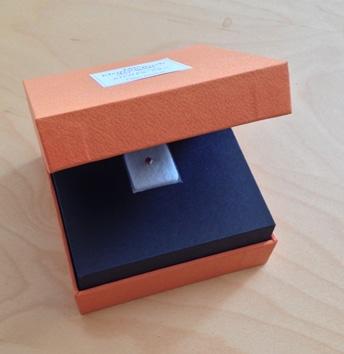 Schmuckschatulle kleinstes Buch