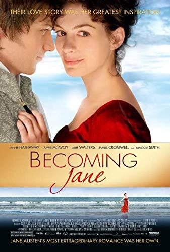 Geliebte Jane – Biopic über Jane Austen -