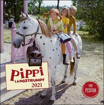 Pippi Langstrumpf Kalender