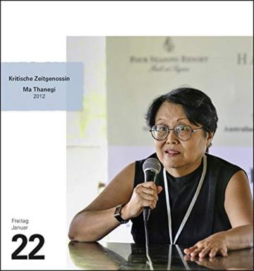 Literatur Kulturkalender 2021 – Tagesabreißkalender -