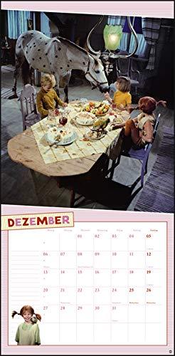 Pippi Langstrumpf Kalender 2021 -