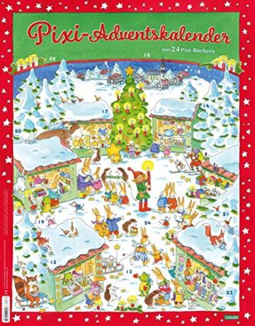 Pixi Adventskalender 2020 -