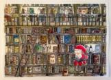 Adventskalender Bibliothek