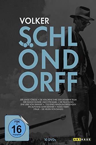 Literaturverfilmungen von Volker Schlöndorff