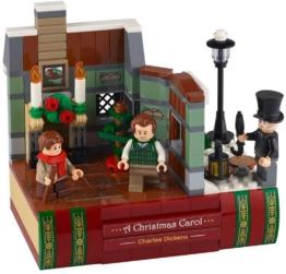 A Chrismas Carol Lego