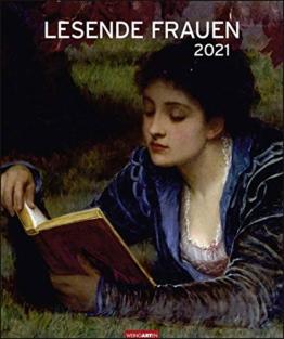 Lesende Frauen Kalender