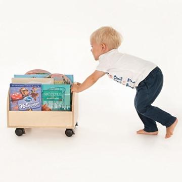 Kleine Bücherkiste für Kinder